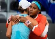 Ashleigh Barty Cedera, Cori Gauff Tembus Semifinal Italian Open