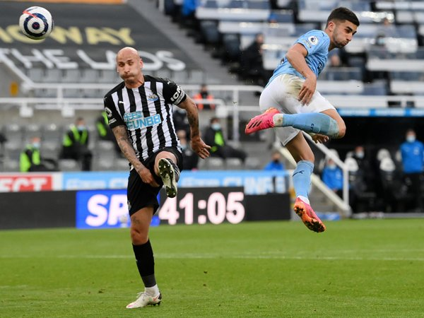 Winger Manchester City, Ferran Torres.