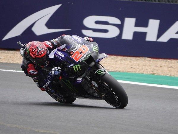 Fabio Quartararo sukses rajai sesi kualifikasi GP Prancis.