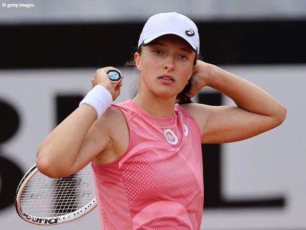 Iga Swiatek lolos ke semifinal Italian Open 2021