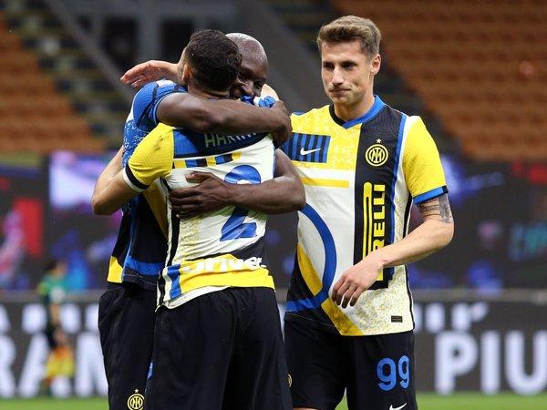Pemain Inter Milan.