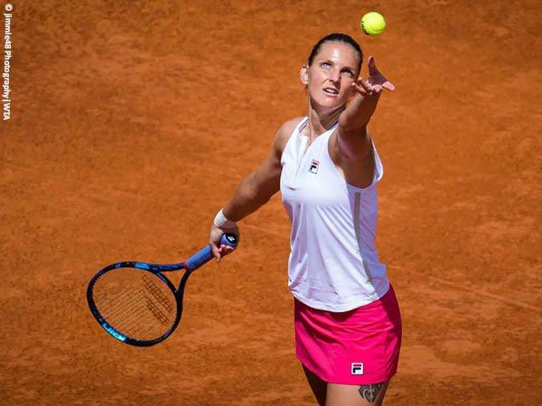 Karolina Pliskova lolos ke partai puncak Italian Open 2021