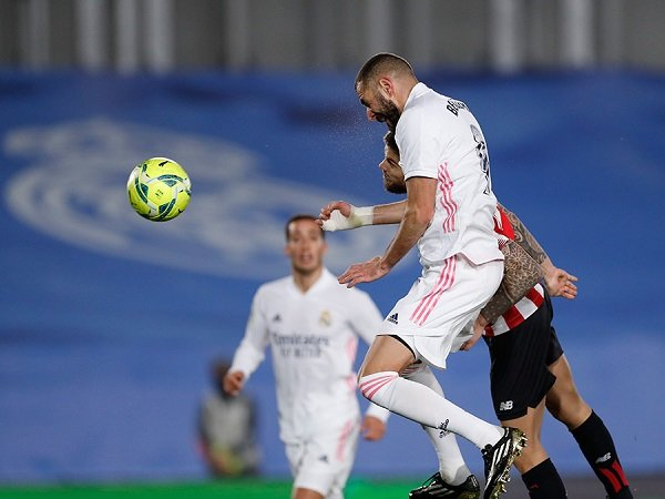 Real Madrid akan melawat ke markas Athletic Bilbao.