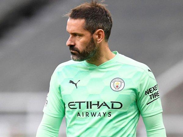 Kiper Manchester City, Scott Carson.