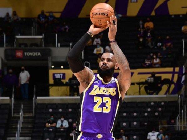 Bintang Los Angeles Lakers, LeBron James. (Images: Getty)