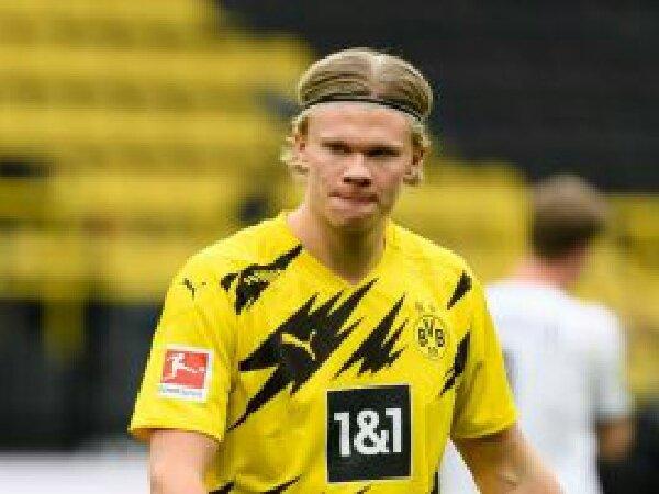 Watzke kembali tegaskan bahwa Erling Haaland akan bertahan di Borussia Dortmund