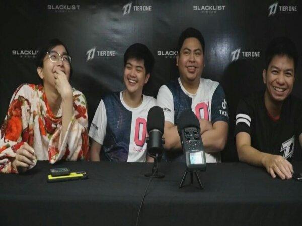 Blacklist International Lanjutkan Performa Impresif di MPL PH Season 7