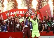 Gol Fantastis Youri Tielemans Berikan Trofi Piala FA Kepada Leicester City