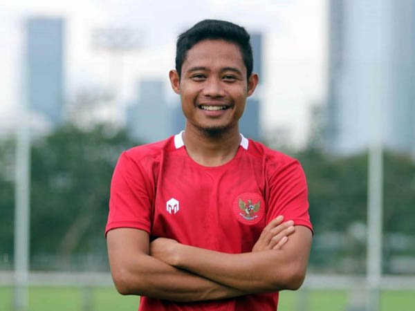Evan Dimas menarik perhatian bos Persis Solo, Kaesang