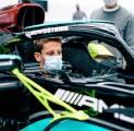 Kunjungi Markas Mercedes, Romain Grosjean Langsung Dibuat Kagum