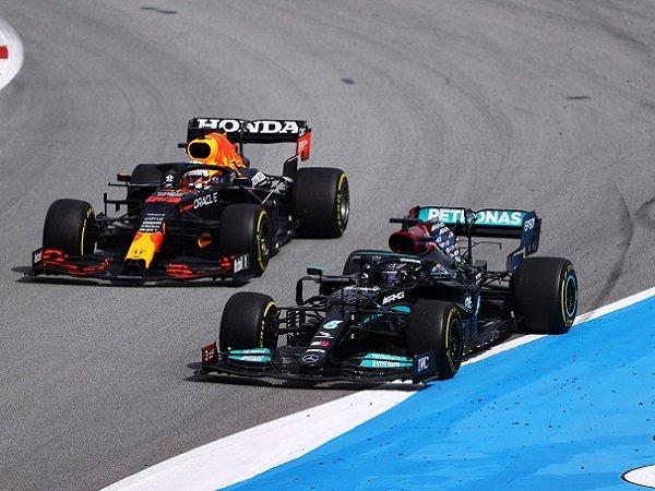 Red Bull, Mercedes