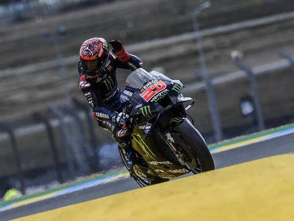 Fabio Quartararo waspadai dua pebalap di GP Prancis.
