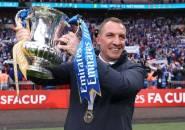 Rodgers Senang Luar Biasa Bawa Leicester City Juara Piala FA