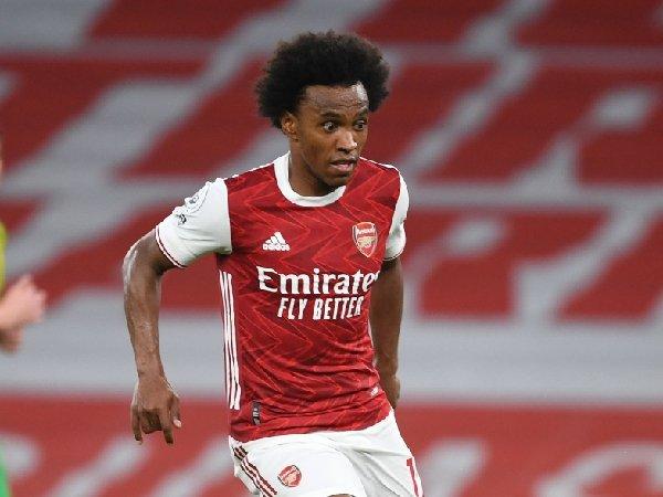 Willian diperkirakan akan meninggalkan Arsenal