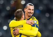 Swedia Akhirnya Resmi Umumkan Coret Ibrahimovic dari Skuat Piala Eropa