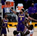 Anthony Davis Ingatkan Lakers Agar Tak Remehkan Warriors