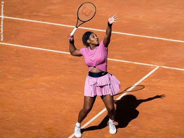 Serena Williams meluncur ke babak kedua di Parma musim 2021