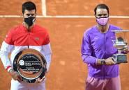 Gagal Di Final Italian Open, Novak Djokovic Senang Dengan Daya Juangnya