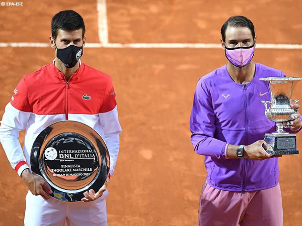Novak Djokovic gagal menangkan gelar Italian Open keenam dalam kariernya