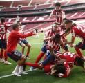 Menang Dramatis vs Osasuna, Atletico Madrid Kokoh di Puncak Klasemen