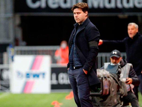 Manajer Manchester City, Mauricio Pochettino.