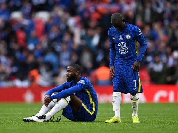 Chelsea kalah dari Leicester City di final Piala FA