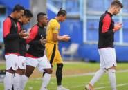 Tim Pelatih Borneo FC Tetap Pantau Kondisi Pemain Selama Libur