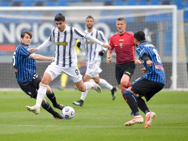 Juventus berhadapan dengan Atalanta di final Coppa Italia.