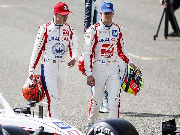 Haas, Mick Schumacher, Nikita Mazepin