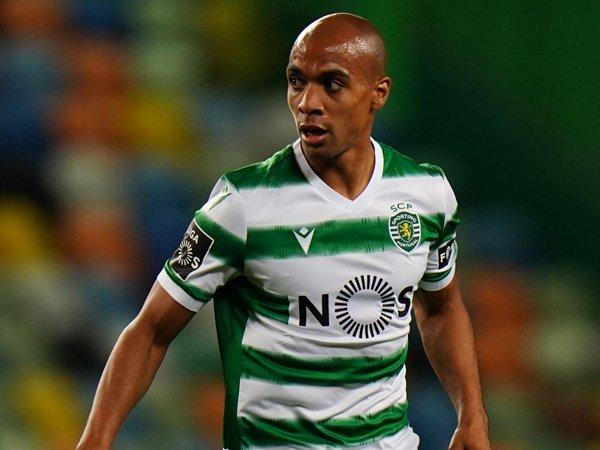 Gelandang Sporting CP, Joao Mario.