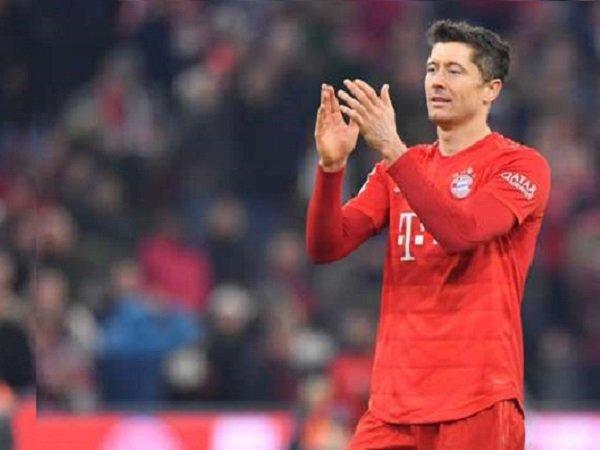 Penyerang Bayern Munich, Robert Lewandowski. (Images: Getty)