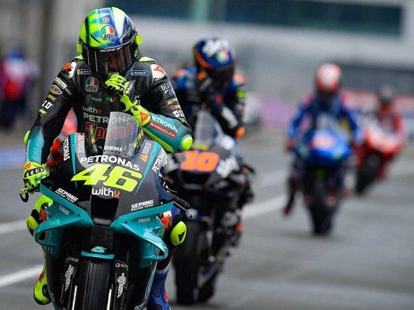 Valentino Rossi punya harapan besar untuk tampil lebih kompetitif di Mugello.