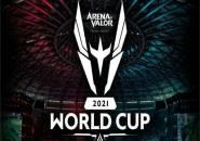 ArchAngel dan Dewa United Esports Wakili Indonesia di AOV World Cup 2021