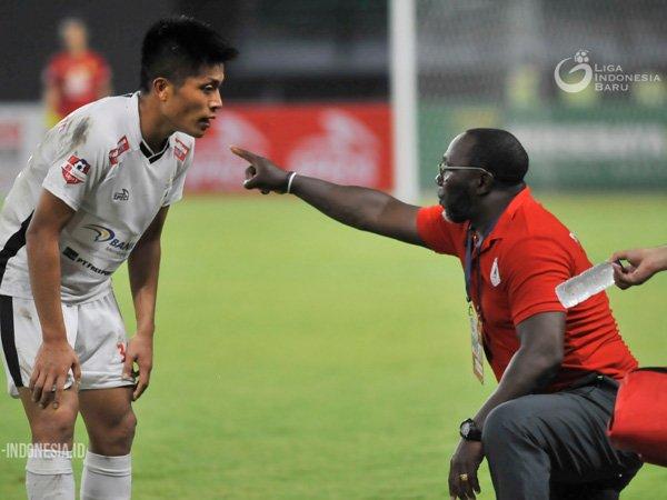 Pelatih Persipura Jayapura, Jacksen F. Tiago
