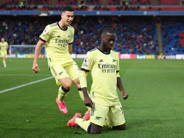 Nicolas Pepe diklaim terbebas dengan angka transfernya ke Arsenal
