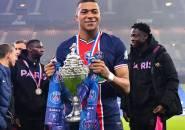 Kylian Mbappe Persembahkan Trofi Coupe de France Kepada Fans PSG