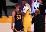 Stephen Curry Tak Kaget Lihat Tembakan LeBron James Melesat Mulus