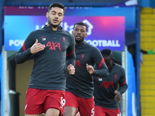 Liverpool Belum Buat Kepastian Soal Masa Depan Kabak