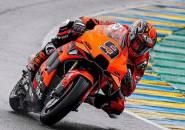 Raih Hasil Positif di Le Mans, Nasib Danilo Petrucci Musim Depan Belum Aman