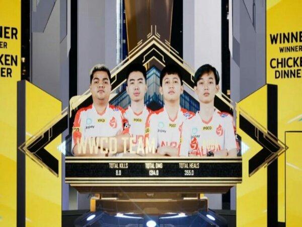 Wakil Indonesia Dominasi Hari Pertama PMPL SEA Finals Season 3