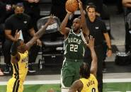 Khris Middleton Bawa Bucks Menangi Game Pertama Kontra Heat