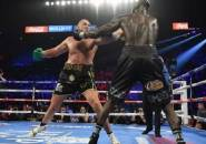 Tyson Fury Bakal Hancurkan Wilder Berkeping-keping