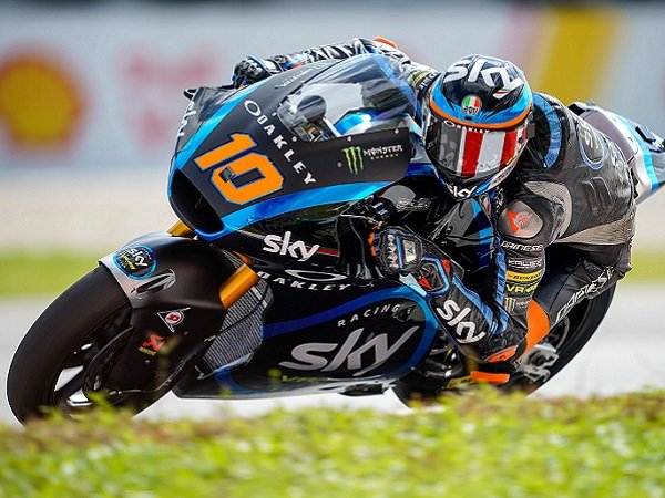 In The Italian Motogp Marini Will Use A Special Motorcycle Sportsbeezer
