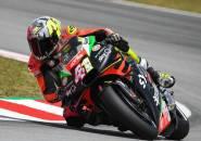 Aprilia Bertekad Perbaiki Nasibnya di MotoGP Italia