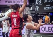 Timnas Basket 3x3 Putri Indonesia Sulit Lolos ke Olimpiade