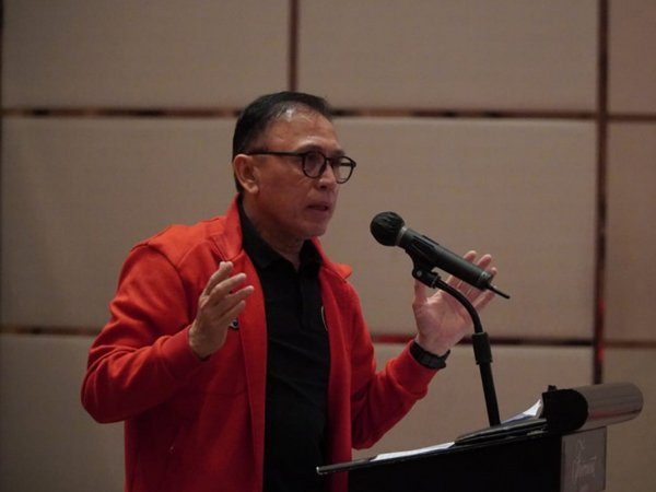 Ketua Umum PSSI Mocahmad Iriawan