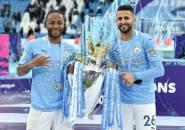Sterling dan Mahrez Masuk Daftar Jual Manchester City, Arsenal Tertarik