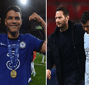 Sukses Juara Liga Champions, Thiago Silva: Berkat Frank Lampard Saya Disini