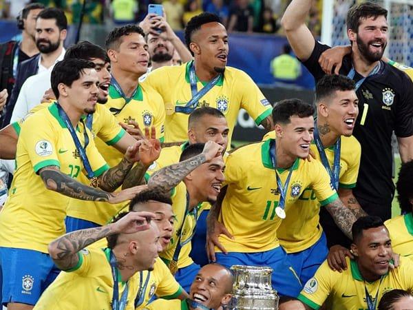 Brasil Kini Ambil Alih Tugas Tuan Rumah Copa America