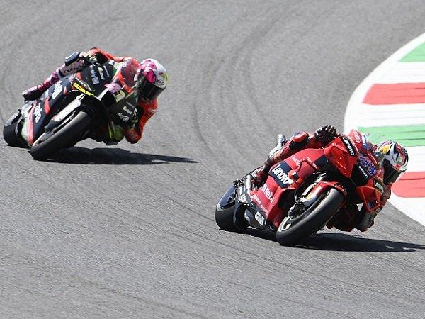 Gresini, Ducati